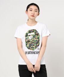 tシャツ Tシャツ ABC CAMO FLOWER BY BATHING APE TEE L|ZOZOTOWN PayPayモール店