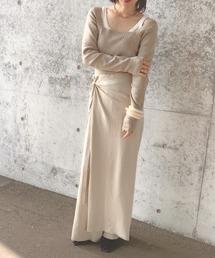 パンツ WEARISTA son - ラップパンツスカート made in INTER FACTORY ZOZOTOWN PayPayモール店