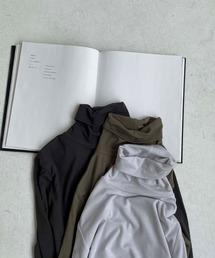 tシャツ Tシャツ リヨセルベアライスタートルネック|ZOZOTOWN PayPayモール店