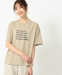 tシャツ Tシャツ B:MING by BEAMS / メッセージ プリント Tシャツ 21SS-R ZOZOTOWN PayPayモール店