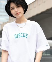 tシャツ Tシャツ 【DISCUS/ディスカス】カレッジロゴTシャツ/937360 ZOZOTOWN PayPayモール店