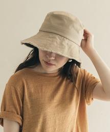 帽子 ハット ツイルフリンジバケットハット|ZOZOTOWN PayPayモール店