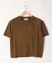tシャツ Tシャツ K2495 リネンラミーサマーニットTシャツ|ZOZOTOWN PayPayモール店