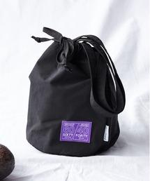 バッグ ハンドバッグ ナイロン&コットン巾着BAG|ZOZOTOWN PayPayモール店