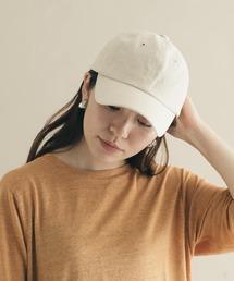 帽子 キャップ リネンコットンキャップ|ZOZOTOWN PayPayモール店