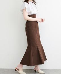 スカート 【WEB限定】ハイウエストマーメイドスカート|ZOZOTOWN PayPayモール店