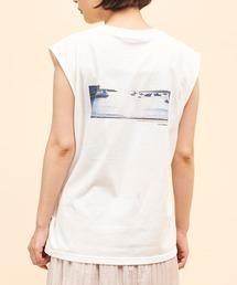 tシャツ Tシャツ muller of yoshiokubo サンセットグロウタンク|ZOZOTOWN PayPayモール店