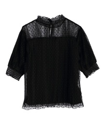 tシャツ Tシャツ プリーツドットチュールPO|ZOZOTOWN PayPayモール店