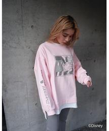 tシャツ Tシャツ Mickey&Minnie ドッキングPO|ZOZOTOWN PayPayモール店