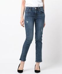 パンツ デニム ジーンズ SLIM STRAIGHT DENIM PANT|ZOZOTOWN PayPayモール店