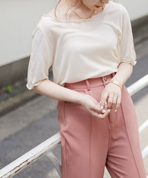tシャツ Tシャツ シースルー配色メロウT|ZOZOTOWN PayPayモール店