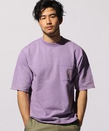 tシャツ Tシャツ スノーウォッシュインレイハーフスリーブ ZOZOTOWN PayPayモール店
