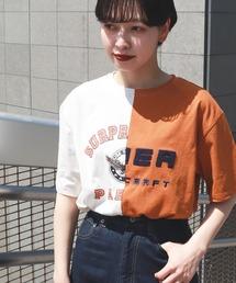 tシャツ Tシャツ アレンジカレッジプリントTシャツ|ZOZOTOWN PayPayモール店