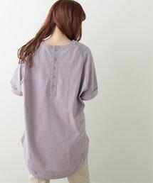 tシャツ Tシャツ バックヘンリーラグランプルオーバー ZOZOTOWN PayPayモール店
