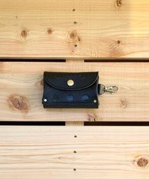 キーケース ペルケ perche / ウェブ限定イタリア製牛革ドット型押しキーケース|ZOZOTOWN PayPayモール店