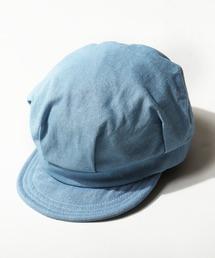 帽子 キャスケット 【SI ORIGINAL】デニムキャスケット ZOZOTOWN PayPayモール店