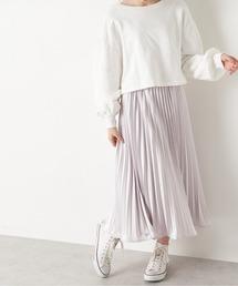 スカート 【S/Mサイズ】【WEB限定カラー有】OLIVEプリーツスカート ZOZOTOWN PayPayモール店