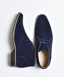 ブーツ 【 O-NINE 】 Chukka boots / オーナイン チャッカブーツ|ZOZOTOWN PayPayモール店