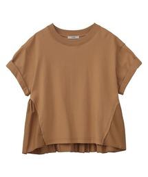 tシャツ Tシャツ 【CLANE(クラネ)】バックフリルTシャツ / BACK FRILL TEE 10105-1122|ZOZOTOWN PayPayモール店