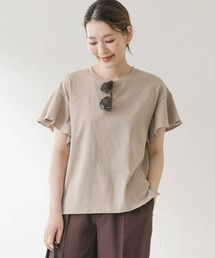 tシャツ Tシャツ F by ROSSO フレアスリーブTシャツ ZOZOTOWN PayPayモール店