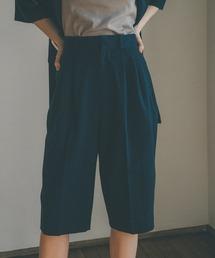 パンツ 【CLANE(クラネ)】ベーシックハーフパンツ BASIC HALF PANTS 10110-7122|ZOZOTOWN PayPayモール店