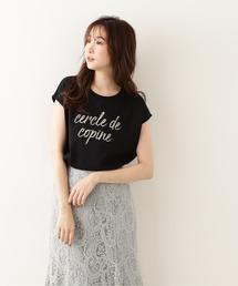 tシャツ Tシャツ オーガニックコットンフレンチスリーブロゴT|ZOZOTOWN PayPayモール店