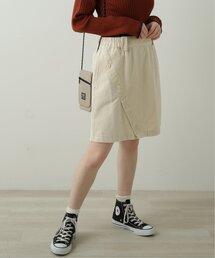 スカート たてよこコーデュロイ台形スカート|ZOZOTOWN PayPayモール店