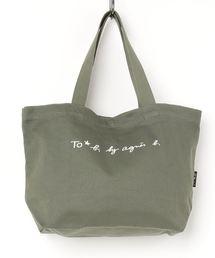 トートバッグ バッグ WI03 SAC ロゴビッグトートバッグ|ZOZOTOWN PayPayモール店
