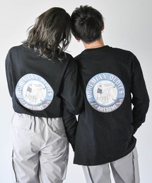 tシャツ Tシャツ レトロデザイン バックプリントロングスリーブTee|ZOZOTOWN PayPayモール店