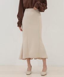 スカート フェミニンムードマーメイドロングスカート|ZOZOTOWN PayPayモール店