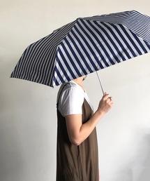 折りたたみ傘 NT:ストライプ UVカットアンブレラ  折り畳み 晴雨兼用UVカット傘|ZOZOTOWN PayPayモール店