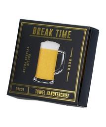 タオル ハンカチ ビール2・タオルハンカチ /BREAKTIME|ZOZOTOWN PayPayモール店