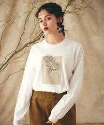 tシャツ Tシャツ Protea long CS / プロテアロングカットソー|ZOZOTOWN PayPayモール店