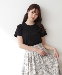 tシャツ Tシャツ ◇刺繍ロゴTシャツ|ZOZOTOWN PayPayモール店
