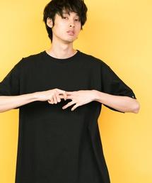 tシャツ Tシャツ 【NEWHATTAN/ニューハッタン】ビッグシルエットコットンクルーネック半袖Tシャツ(KING SIZE/キングサイズ)|ZOZOTOWN PayPayモール店