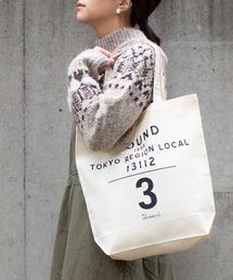 トートバッグ バッグ FOUND TOKYO 3 エコトート|ZOZOTOWN PayPayモール店