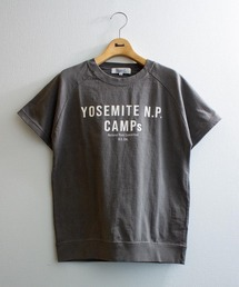 tシャツ Tシャツ 【別注ピグメント染】YOSEMITEラグランTシャツ|ZOZOTOWN PayPayモール店