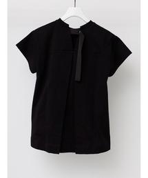 tシャツ Tシャツ バックタックリボンカットソー|ZOZOTOWN PayPayモール店