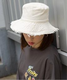 帽子 ハット リバーシブルフリンジバケットHAT|ZOZOTOWN PayPayモール店