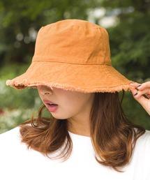 帽子 ハット リバーシブルフリンジバケットHAT ZOZOTOWN PayPayモール店