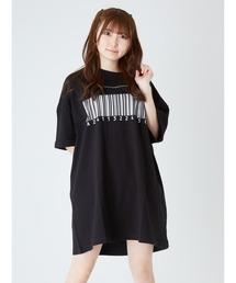 tシャツ Tシャツ バーコードBIGTE|ZOZOTOWN PayPayモール店