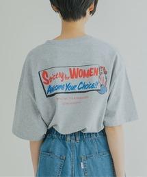 "tシャツ Tシャツ 「KHA:KI / カーキ」ヘムカットリメイクTEE""WIDE SQUARE TEE ""MILS""|ZOZOTOWN PayPayモール店"