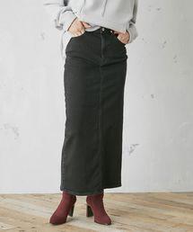 スカート デニム SOMETHING/サムシング ロングスカート|ZOZOTOWN PayPayモール店
