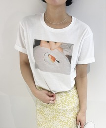 tシャツ Tシャツ look photo cake tee ZOZOTOWN PayPayモール店