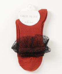 靴下 【CECIL McBEE(セシルマクビー)】ファッションソックス|ZOZOTOWN PayPayモール店