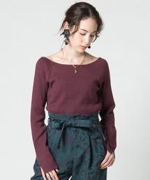 ニット Lantana knit / ランタナニット|ZOZOTOWN PayPayモール店
