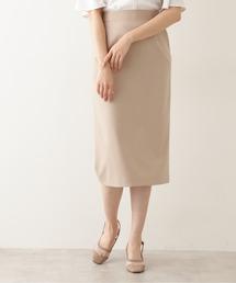 スカート ストレッチツイルナロースカート ZOZOTOWN PayPayモール店