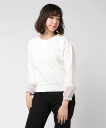 tシャツ Tシャツ MARECHAL TERRE(マルシャルテル)袖切り替えトップス|ZOZOTOWN PayPayモール店