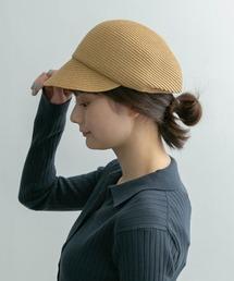 帽子 キャスケット 洗えるたためるキャスケット|ZOZOTOWN PayPayモール店