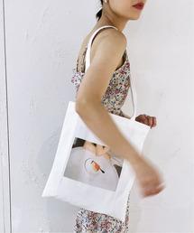 トートバッグ バッグ look photo cake tote bag ZOZOTOWN PayPayモール店